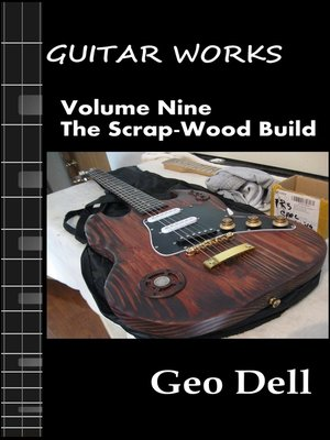 cover image of Guitar Works Volume Nine