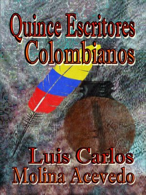cover image of Quince Escritores Colombianos