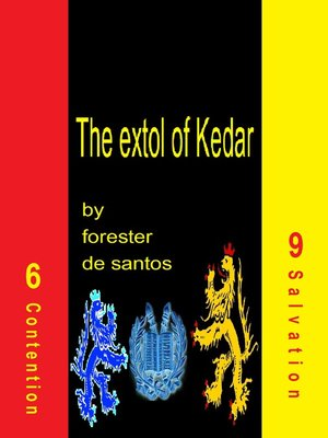 cover image of The extol of Kedar