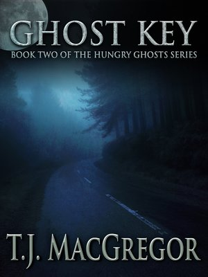 cover image of Ghost Key
