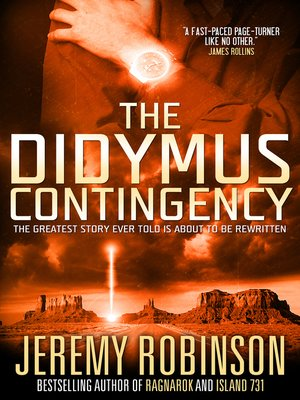 cover image of The Didymus Contingency