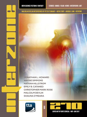 cover image of Interzone #270 (May-June 2017)