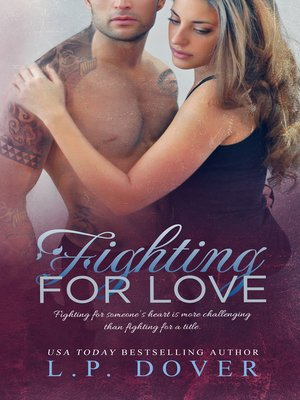 cover image of Fighting for Love