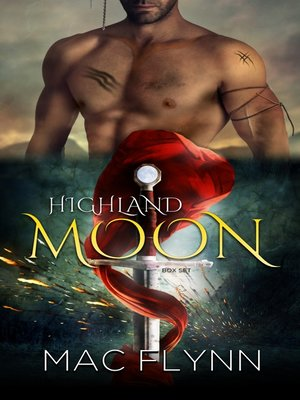 cover image of Highland Moon Box Set (Scottish Werewolf Shifter Romance)