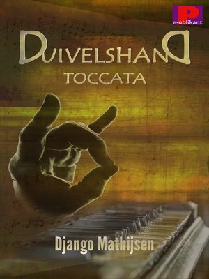 cover image of De Duivelshand toccata