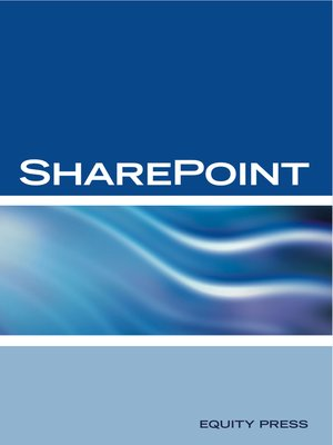 cover image of Microsoft Sharepoint Interview Questions