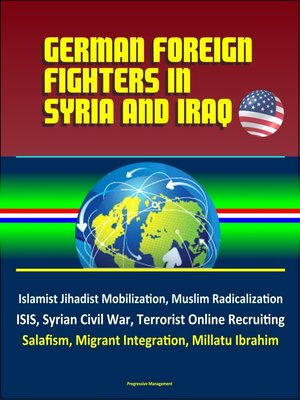 cover image of German Foreign Fighters in Syria and Iraq