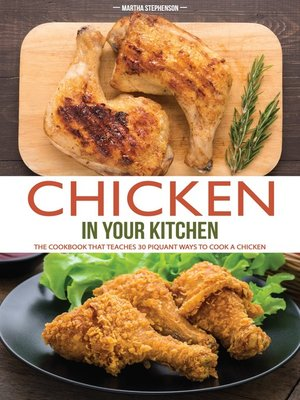 cover image of Chicken in Your Kitchen
