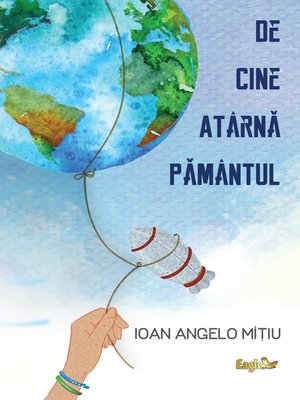 cover image of De cine atârnă Pământul