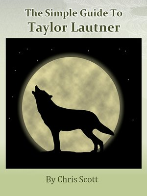 cover image of The Simple Guide to Taylor Lautner