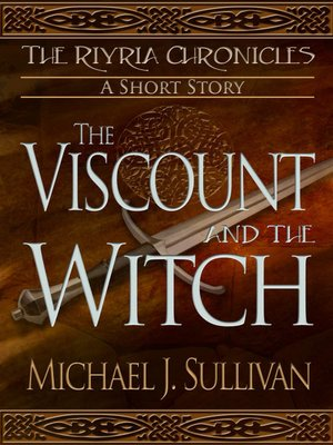 cover image of The Viscount and the Witch