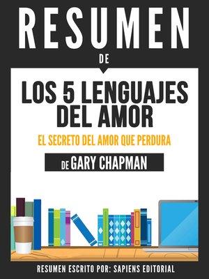 cover image of Los 5 Lenguajes Del Amor (The 5 Love Languages)--Resumen Del Libro De Gary Chapman