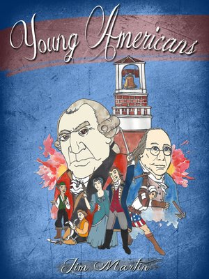 cover image of Young Americans