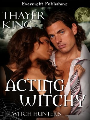 cover image of Acting Witchy
