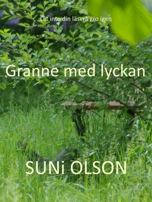 cover image of Granne med lyckan