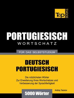cover image of Deutsch-Portugiesischer Wortschatz für das Selbststudium