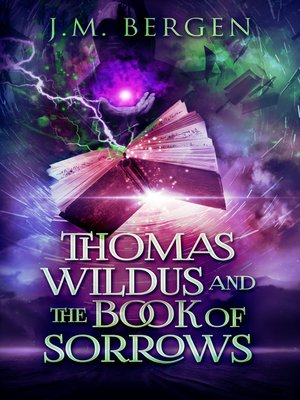 cover image of Thomas Wildus and the Book of Sorrows