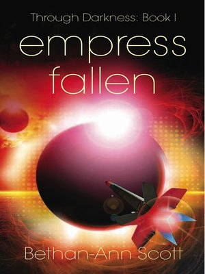 cover image of Empress Fallen
