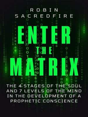 cover image of Enter the Matrix