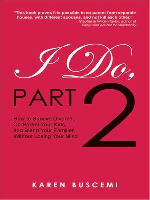 cover image of I Do, Part 2