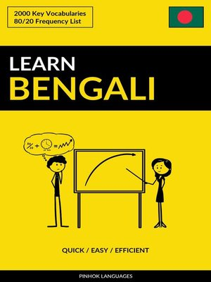 cover image of Learn Bengali