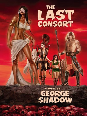 cover image of The Last Consort