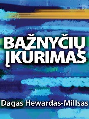 cover image of Bažnyčių įkūrimas