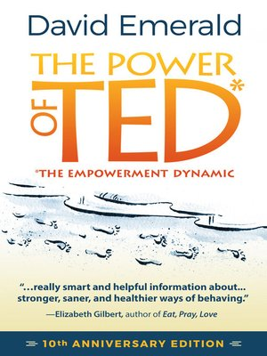 cover image of Power of TED* (*The Empowerment Dynamic)