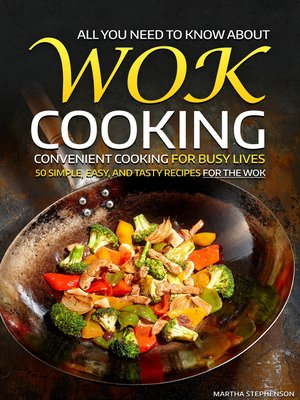 cover image of All You Need to Know About Wok Cooking