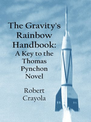 cover image of The Gravity's Rainbow Handbook