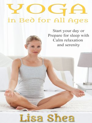 cover image of Yoga in Bed for All Ages