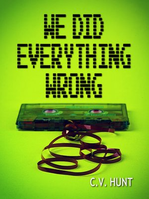 cover image of We Did Everything Wrong