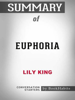 cover image of Summary of Euphoria by Lily King / Conversation Starters