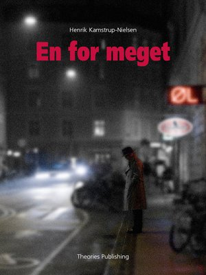 cover image of En for meget