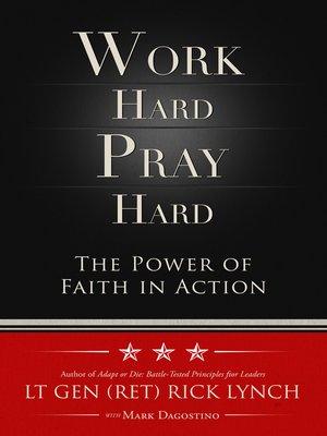 cover image of Work Hard, Pray Hard