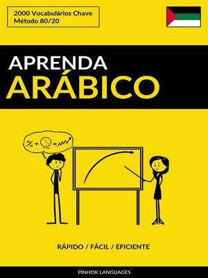 cover image of Aprenda Arábico