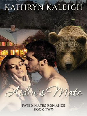 cover image of Aiden's Mate