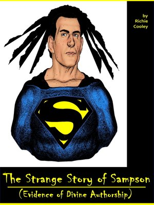 cover image of The Strange Story of Sampson (Evidence of Divine Authorship)