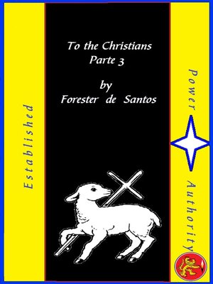 cover image of To the Christians Part 3