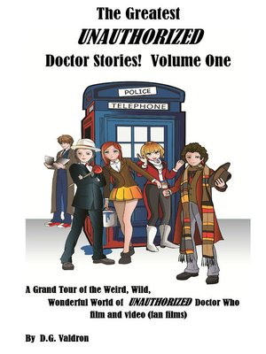 cover image of The Greatest UNAUTHORIZED Doctor Films