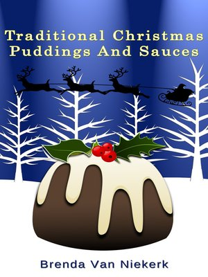 cover image of Traditional Christmas Puddings and Sauces