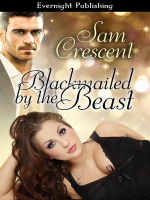 cover image of Blackmailed by the Beast