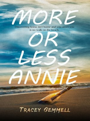 cover image of More Or Less Annie