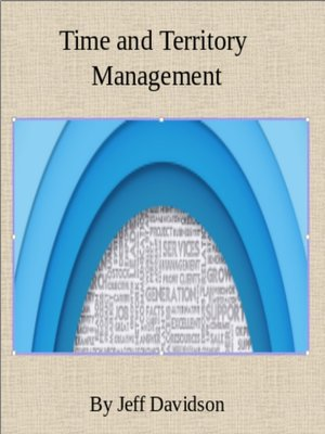 cover image of Time and Territory Management