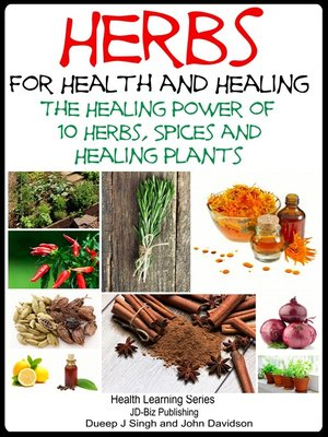 cover image of Herbs for Health and Healing