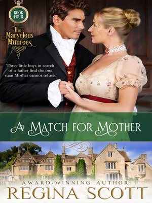 cover image of A Match for Mother