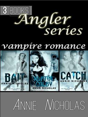 cover image of Angler 3 Book Box Set