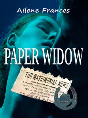 cover image of Paper Widow