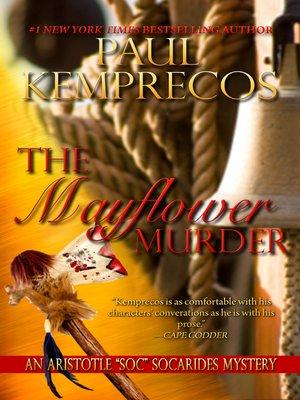 cover image of The Mayflower Murder