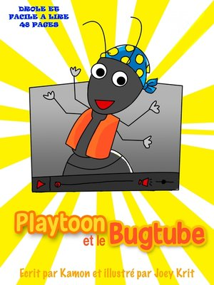 cover image of Playtoon et le BugTube